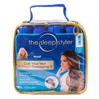 Sleep Styler Hair Curlers, Choose your Size As Seen on TV