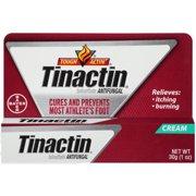 Tinactin Athlete's Foot Antifungal Treatment Cream, 1 Ounce Tube
