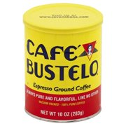 Cafe Bustelo Ground Espresso Coffee, 10-Ounce Can