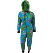 Fun Dip Candy Hooded Onesie Union Suit Pajamas 64df29be2