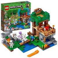 LEGO Minecraft The Skeleton Attack 21146 (457 Pieces)