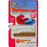 Hikari Betta Bio-Gold Betta Fish Food, 2.5 Grams