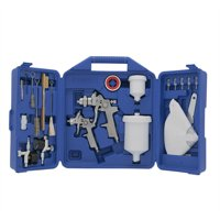 Campbell Hausfeld CHK005CCAV Campbell Haufeld Gravity-Feed Spray Gun Kit