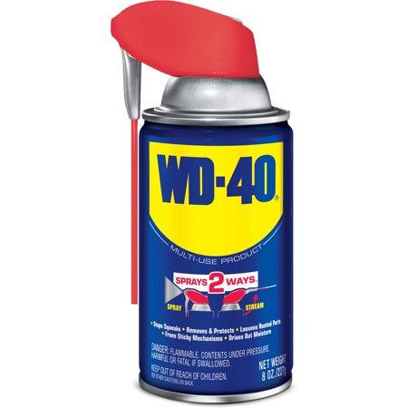 WD-40 Aerosol Spray Lubricant - Razor Lubricant Spray