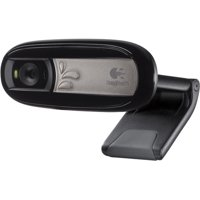Logitech Webcam VGA-Quality Video with Built-In Mic C170