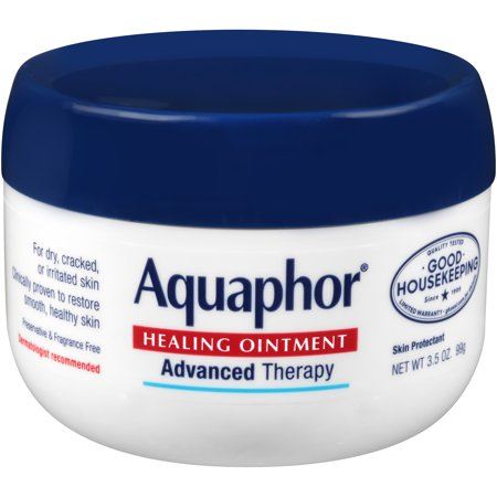 Aquaphor Advanced Therapy Healing Ointment Skin Protectant 3.5 oz. Jar ()