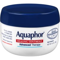 Aquaphor Advanced Therapy Healing Ointment Skin Protectant 3.5 oz. Jar