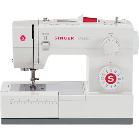 Sewing Machine Head (SINGER 44S Classic Heavy Duty Sewing Machine with 23 Built-In Stitches)