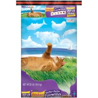 Friskies Surfin' & Turfin' Favorites Adult Dry Cat Food, 22 lb