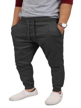 Men's Basic Slim Fit Comfort Sweatpants Jogger