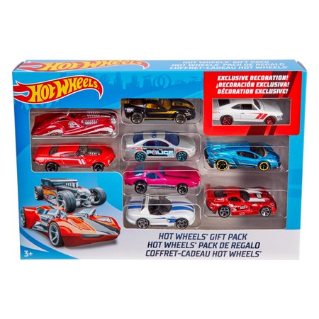 Hot Wheels 9-Car Collector Gift Pack (Styles May