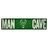 Fan Creations NBA Man Cave Sign