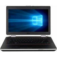 """Refurbished Dell E6420 14.0"""" Laptop, Windows 10 Pro, Intel Core i5-2520M Processor, 8GB RAM, 120GB Solid State Drive"""