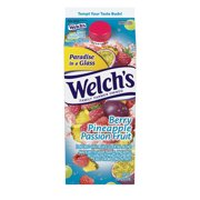Welch's Berry Pineapple Passion Fruit Juice, 59 Fl. Oz.