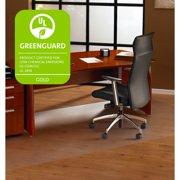 Floortex Cleartex Ultimat 60 x 79 Chair Mat for Hard Floor, Rectangular