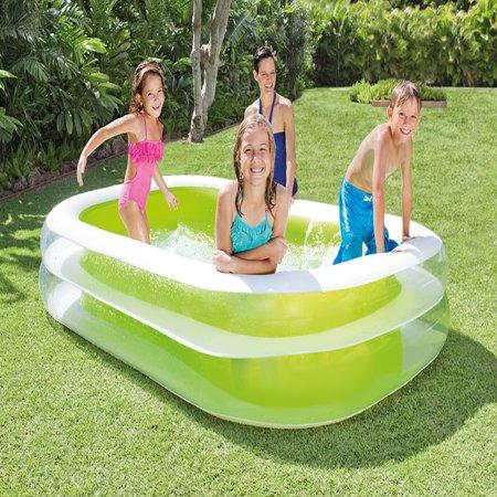 Intex Inflatable Swim Center Family Lounge Pool 103 Quot X 69