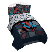 Marvel Spiderman 'Jump Kick' Twin Sheet Set
