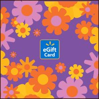 Spring Flowers Walmart eGift Card
