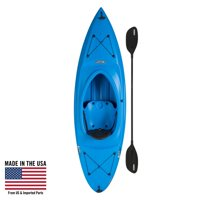 Lifetime Blitz 90 Sit-In Kayak (Paddle Included), 90898