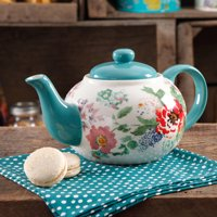 The Pioneer Woman Country Garden Teapot