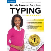Encore Software LIC3562 Mavis Beacon Teaches Typing Family (Digital Code)