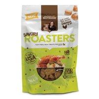 (2 Pack) Rachael Ray Nutrish Savory Roasters Grain Free Dog Treats, Roasted Chicken Recipe, 3 oz