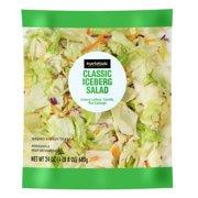 Marketside Classic Iceberg Salad, 24 Oz.