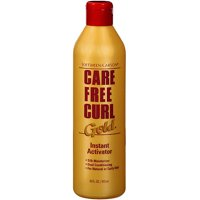 SoftSheen-Carson Care Free Curl Gold Instant Activator, for Natural and Curly Hair, 16 fl oz