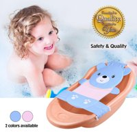 Ymiko Infant Newborn Toddler Tub Sling Baby Bath Seat Shower Bathing Nursery Safety US