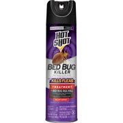 Hot Shot Bed Bug Killer, Aerosol, 17.5-oz