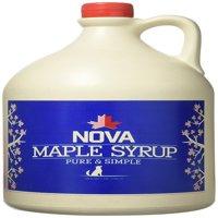 Nova Maple Syrup - Pure Grade-A Maple Syrup (Gallon)