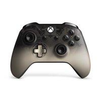 Microsoft Xbox One Wireless Controller, Phantom Black Special Edition, WL3-00100