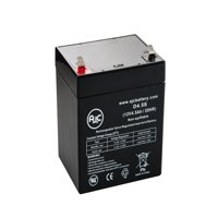 Kung Long WP4.5-12 12V 4.5Ah UPS Battery - This is an AJC Brand Replacement