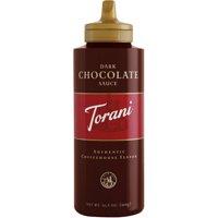 R Torre Torani Chocolate Sauce, 16.5 oz