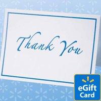 Thank You Walmart eGift Card