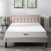 Modern Sleep Cool Gel Ventilated Gel Memory Foam 8-Inch Mattress, Multiple Sizes