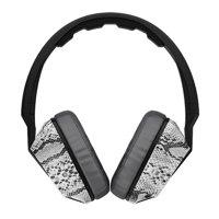 Skullcandy Crusher Headphones with Built-in Amplifier and Mic, Koston Snake