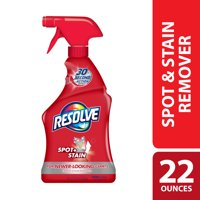 (2 pack) Resolve Carpet Cleaner Spray Spot & Stain Remover, 22oz