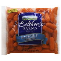 Peeled Baby-Cut Carrots, 2 lbs