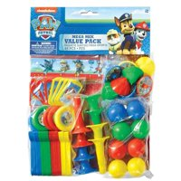 "Amazing Paw Patrol Birthday Party Mega Mix Value Pack Favors (48 Pack), 11 1/2"" x 9"", Multicolor, An inclusion of accessories and great toys for hours of fun, such as.., By Amscan"