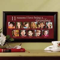 Personalized Reasons I Love Photo Frame