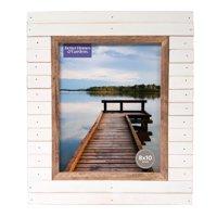 """Better Homes & Gardens Oracoke 8""""x10"""" Frame, Cream"""