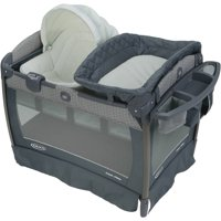 Graco Pack 'n Play Newborn Napper Oasis Playard with Soothe Surround Technology, Davis