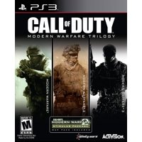 Call of Duty: Modern Warfare Trilogy [3 Discs], Activision, Xbox 360, 047875878068