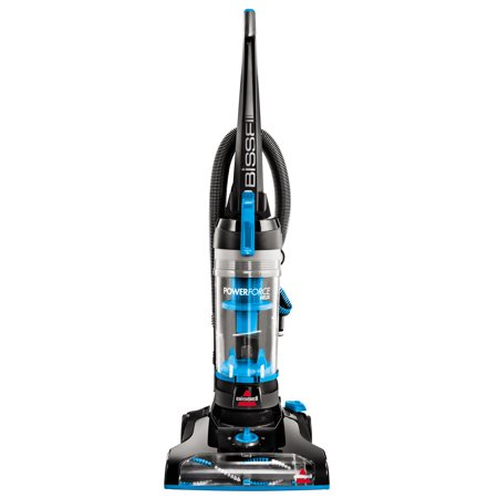 BISSELL PowerForce Helix Bagless Upright Vacuum (new version of 1700), (Best Bissell Hepa Vacuums)