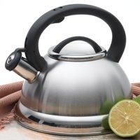 Creative Home Alexa 3 qt. Whistling Tea Kettle
