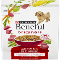 Purina Beneful Originals With Real Beef Adult Dry Dog Food - 15.5 lb. Bag