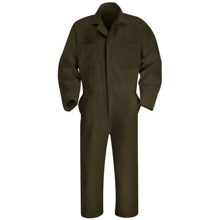 Men's Twill Action Back Coverall (Coveralls Glasses)