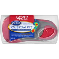 Dr. Scholl's® Custom Fit® Orthotic Inserts CF420, 1 Pair