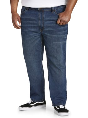 Big & Tall Men's Athletic Fit Jeans